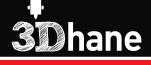 3Dhane Logo